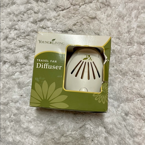 Young Living Travel Fan Diffuser